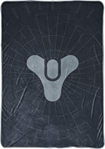 Jay Franco Destiny Tricorn Blanket - Measures 60 x 90 inches, Bedding - Fade Resistant Super Soft Fleece (Official Destiny Product)