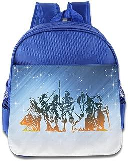 MoMo Unisex Final Fantasy Heavensward Kids Backpacks Bags For Little Kids