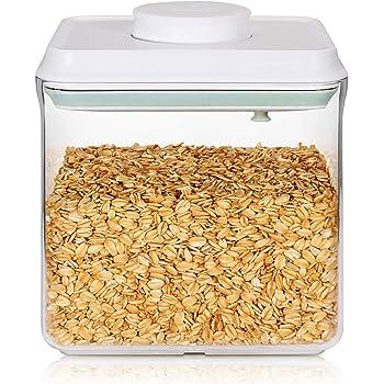 SKY LIGHT 保存容器 プラスチック 1.7L 密閉容器 キャニスター 密封容器 ポップアップコンテナ 食品貯蔵タンク