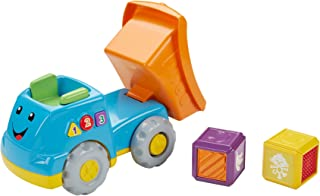 Fisher-Price primeras palabras Fill & Dump Truck Toy Playset