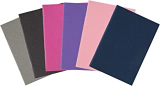 Pocket Notebook - 24-Pack Lined Notebook Journals, Mini Blank Book Travel Journal for Travelers, Diary, Notes - Soft Cover, 24 Sheets, 6 Assorted Colors, 3.5 x 5 Inches