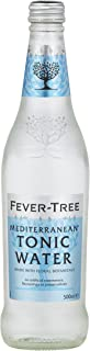 Fever tree Mediterranean Tonic Water, 500 ml (Pack Of 8)
