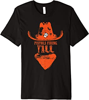 Oklahoma State Cowboys Y'all Boots T-Shirt - Apparel