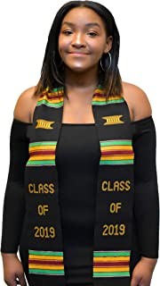Class of 2019 Kente Graduation Stole