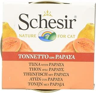 Schesir 0103203/Cat Tonno con Salmone 50/G
