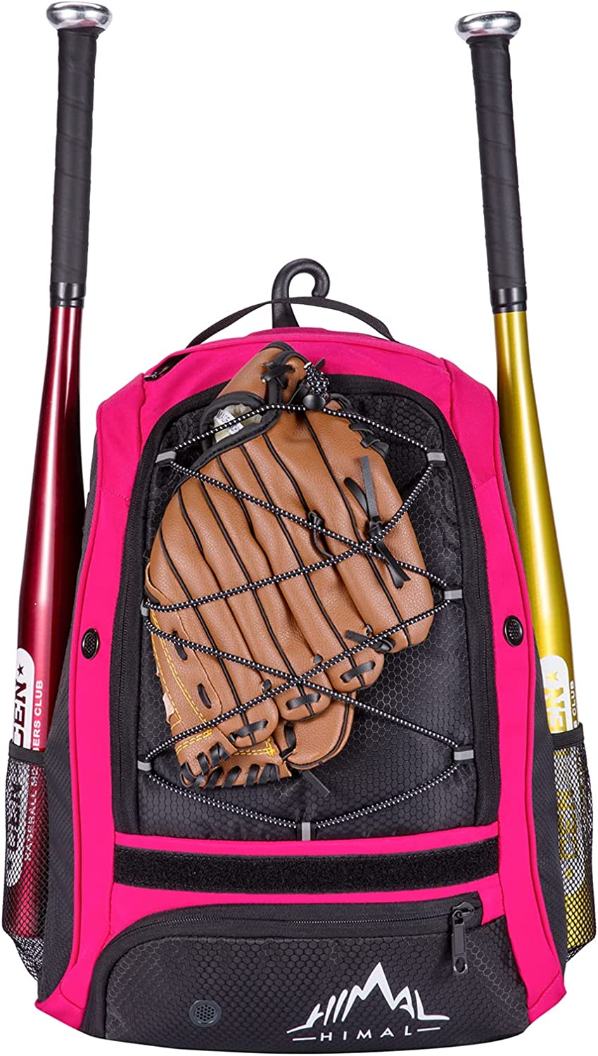 Himal specialty shop Outdoors Baseball Bag - Bat online shopping Backpack for T-Ball