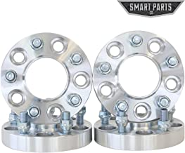 4pc Wheel Spacers Adapters 15mm (15 Millimeter) for 5x4.5 (5x114.3) Vehicle to 5x4.5 Wheel Bolt Patterns with M12 x 1.5 Threads - Compatible with Lexus Toyota