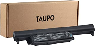 TAUPO New Laptop Battery Compatible with Asus A32-K55 K55A K55N R500V A33-K55 A41-K55 A42-K55 U57A X55 X55C X55U X75 [6-Cell, 11.1V]-12 Months Warranty