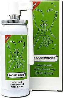 Snore Relief Anti Snore Oral Spray, Snoring Reducing AID. ProfesSnore. Stop Snoring 1.69 Fl oz (50 ml)
