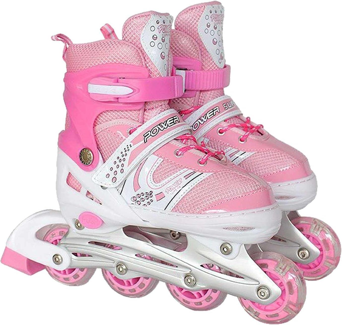 SMASAMDE Kids Inline Flashing New Shipping Free Skates Roller New product! New type