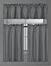 Best kitchen curtain with valance Reviews
