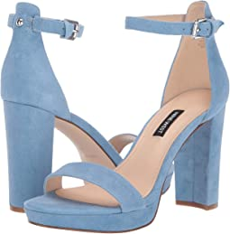 438f7f744529 Medium Blue. 67. Nine West. Dempsey Heeled Sandal