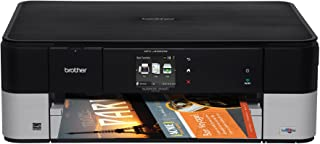 Brother MFC-J4320DW, All-in-One Inkjet Color Printer, Wireless Connectivity, Automatic Duplex Printing, Amazon Dash Replenishment Enabled