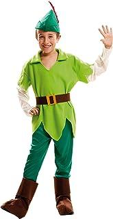 Amazon.es: Peter Pan - Disfraces y accesorios: Juguetes y juegos