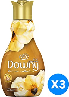 Downy Perfume Collection Concentrate Fabric Softener Feel Luxurious 880ml 2+1 Free