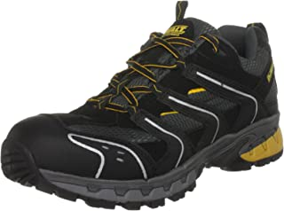 Dewalt Cutter Safety Shoes, 42 EU, 50086-126-42, Black/Grey
