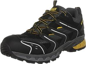 Dewalt Cutter Safety Shoes, Black, Grey, 44Eu, 50086-126-44