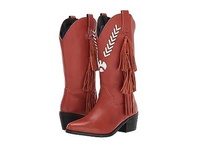 Dingo Thunderbird (Rust) Cowboy Boots