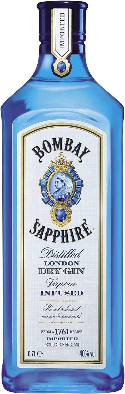 BombaySapphire London DryGin(1 x 0.7 l)