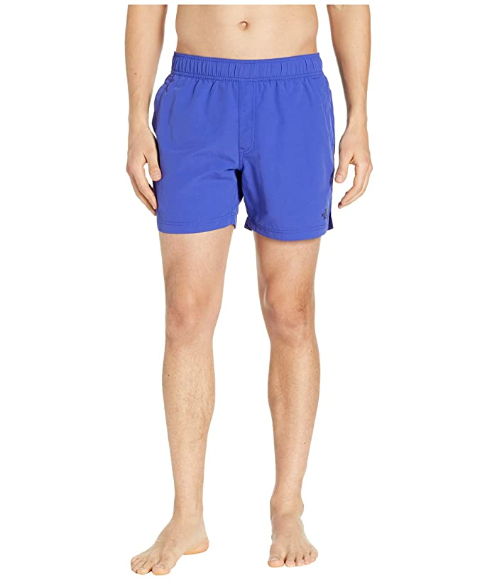 The North Face Class V 5 Pull-On Trunks (Aztec Blue) Men