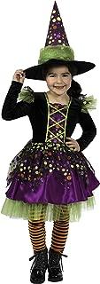 Princess Paradise Dotty The Witch Child's Costume, Medium