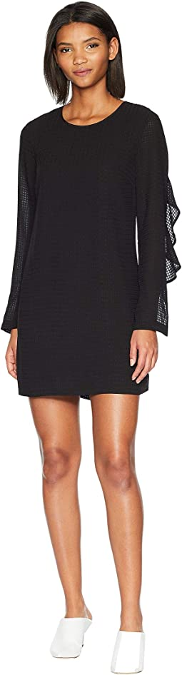 Sleeve Shift Dress