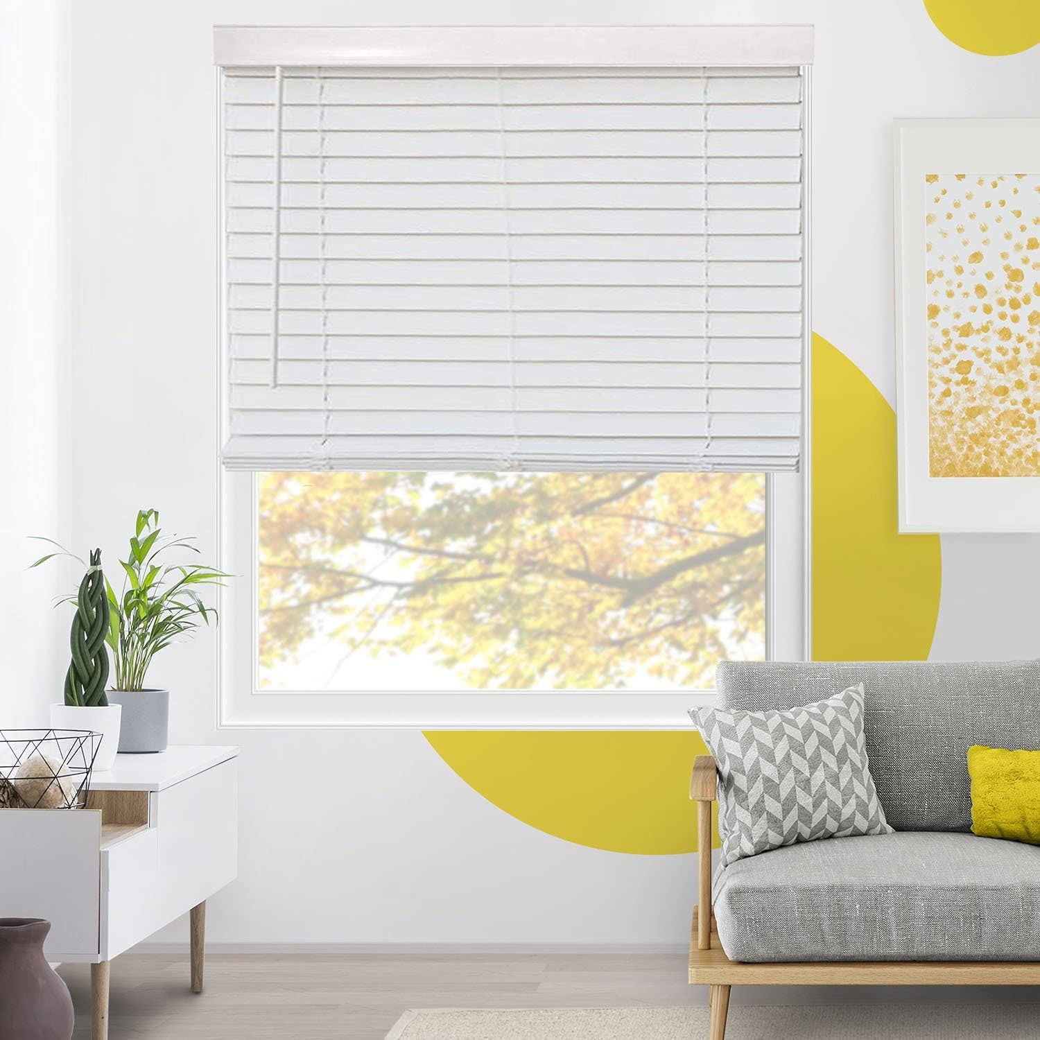 Superior Faux Max 68% OFF Wood Blinds Shades Window
