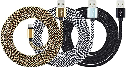 Amazon Kindle Cable Fire 10ft Micro USB Cable,Myckuu High Speed USB 2.0 Cable For Amazon Kindle Fire, HD, HDX,8.9