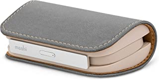 【moshi公式ストア】IonGo 5K Duo with USB-C to Lightning Cable (Fossil Gray) MFi認証 5000mAh iPhoneとAndroidのスマホを同時充電も可能 軽量でコンパクトサイズ ...