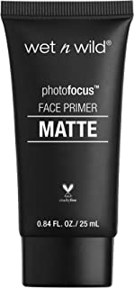 Wet n Wild Photo Focus Matte Face Primer - Partners in Prime