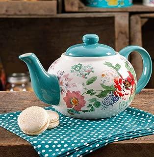 The Pioneer Woman Country Garden Teapot (Country Garden, Multi)