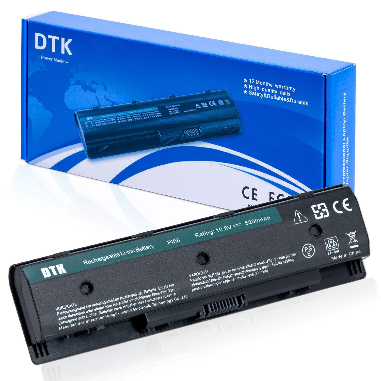Bateria para Hp PI06 4400mAh 10.8V 6-cells