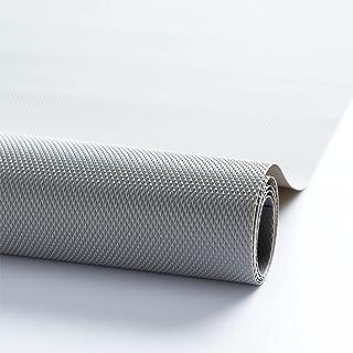 PROHOUS Tapis de tiroir en EVA,45x500cm Tapis antidérapant,découpable, Non adhésif, imperméable, DIY Tapis de Protection d...