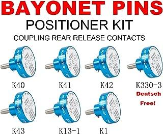 CABLEGIA K40 K41 K42 K43 K13-1 K1 K330-3 positioner kit Amphenol OEM Tail stock for K SERIES POSITIONER FOR DIY & USE WITH DANIELS CRIMP TOOLS PRECISE PRECISETOOL AFM8 M22520/2-01 YJQ-W1A
