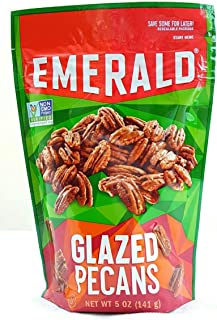 Emerald Glazed Pecans Non GMO Verified (Pack of 2)