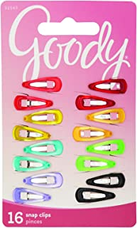 Goody Girls Mini Epoxy Contour Clips, 16 Count