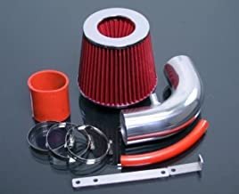 PERFORMANCE AIR INTAKE INTAKE FOR 2000-2006 Mini Cooper S 1.6 1.6L Supercharged R53 w/Manual Transmission Engine (RED)