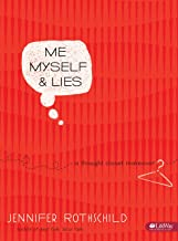 Me, Myself, and Lies: A Thought Closet Makeover (Bible Study Book)