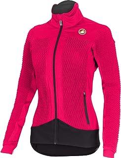 Castelli Elemento 2 7x(AIR) Jacket - Women's Raspberry, S