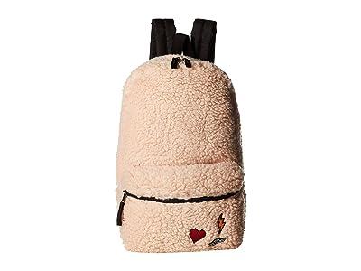 Vans Calico Sherpa Backpack (Rose Cloud) Backpack Bags