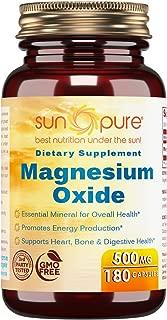 magnesium oxide canada