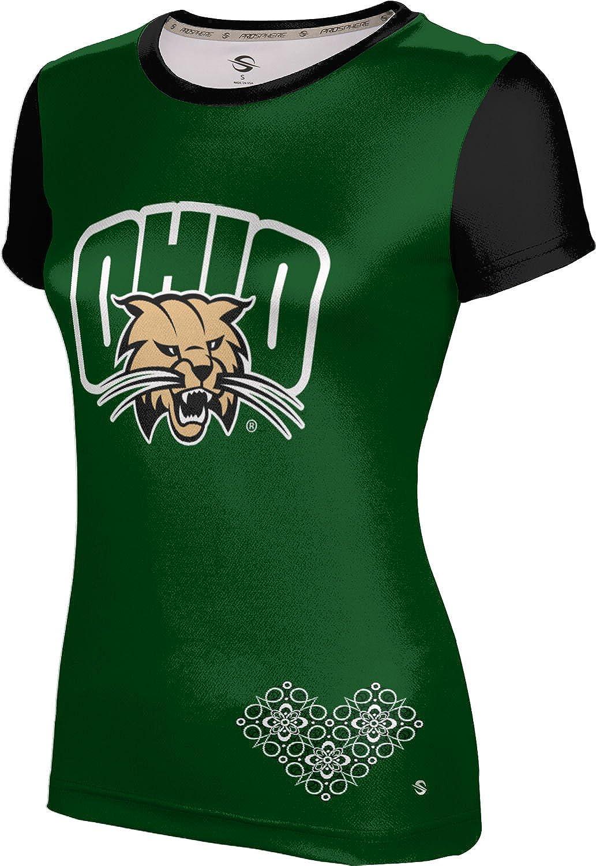 ProSphere Ohio University Girls' Performance T-Shirt (Foxy)