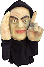 Scary Peeper Electronic Tapping Window Halloween Decoration