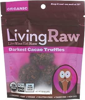 living raw organic truffles