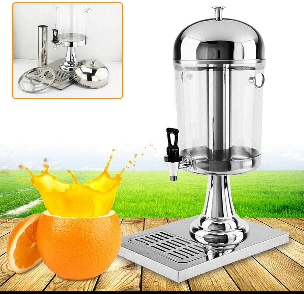 Factory Elegant outlet Cold and Hot Drink machine Dispenser Stainless ice Beverage Tube