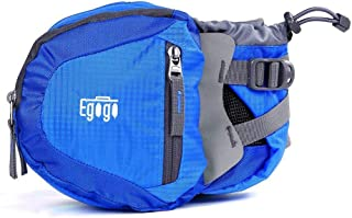 Travel Sport Waist Pack Fanny Pack Bum Bag Hiking Bag with Water Bottle Holder S2209