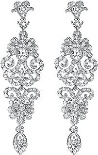 Best crystal chandelier earrings Reviews