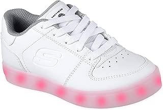 Skechers-90601L-WHT-CHILDREN-SHOES-WHITE-19.5