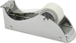klebebandabroller metall Kornet & Hahn Klebebandspender metall chrome USA Design