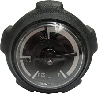 Polaris Genuine Accessories 97-12 Polaris SCRAM500 Fuel Gauge Cap (Black)